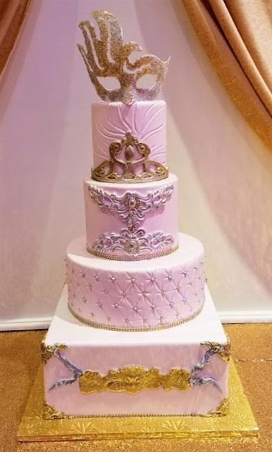 Long Island Custom Cakes Sweet Sixteen Birthday Cakes