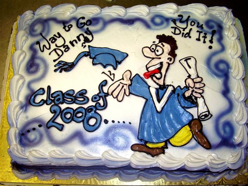 Graduation Cakes Long Island