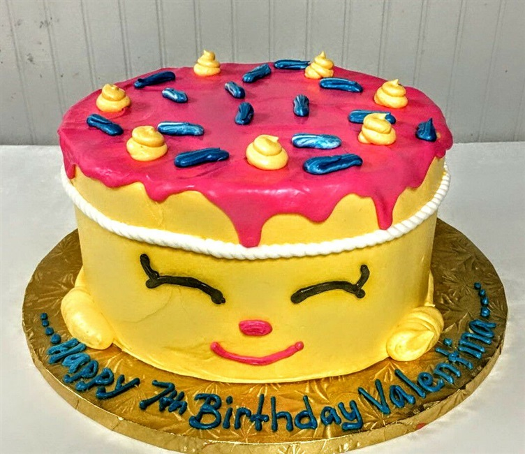 Long Island Custom Cakes Childrens Cake Gluten Free East Meadow NY