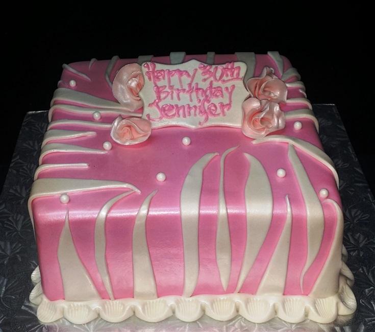 Long Island Custom Cakes Sweet Sixteen Birthday Cakes Celebrations